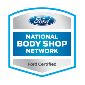 Ford National Body Shop Logo